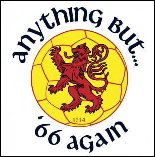 Funny Football Picture on Scotland World Cup Song  Well       Blah  Blah  Blah