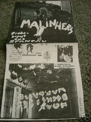 "Malinheads 7"""