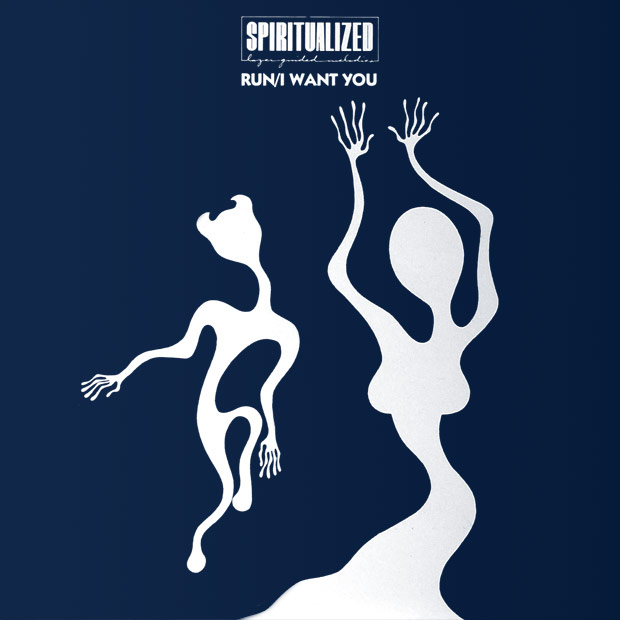 display image of SPIRITUALIZED - Run