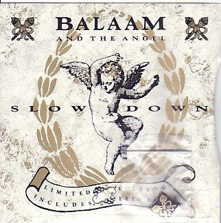 display image of BALAAM & THE ANGEL - Slow Down