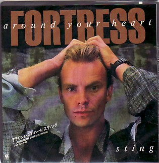 display image of STING (POLICE) - Fortress Around Your Heart