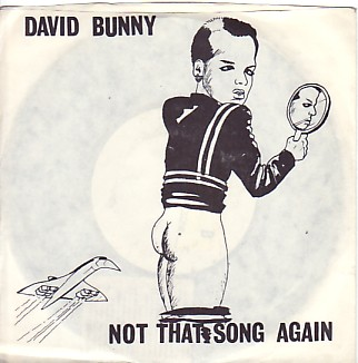 DAVID BUNNY, Not That Song Again