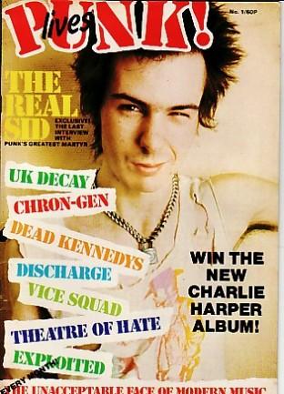 Punk Lives magazine