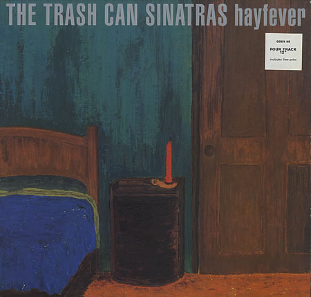 display image of TRASH CAN SINATRAS - Hayfever