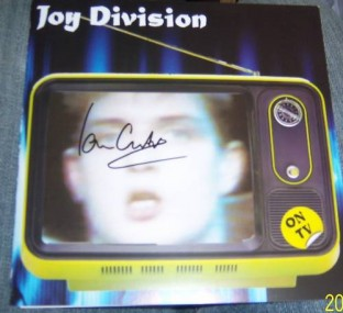 "Joy Division signed 7"""