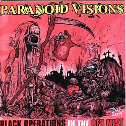 Paranoid Visions 'Operations In The Red Mist'