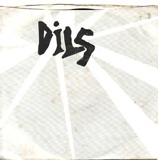 Dils 'I Hate The Rich' 7""