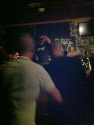 Control hooligan rock n roll