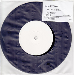 Damian O'Neill Trapped In A Cage test pressing