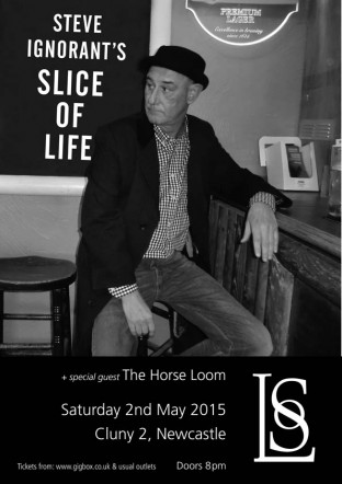 slice of Life Cluny Newcastle 2nd May