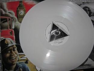 Zounds The Curse of Zounds white vinyl