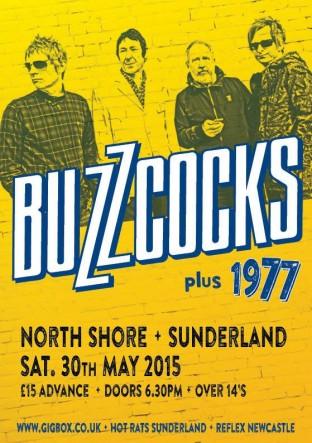 Buzzcocks Sunderland