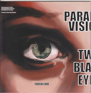 Paranoid Visions 'Two Black Eyes' 7""