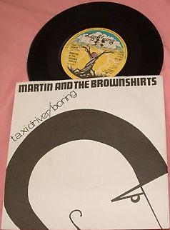 Martin  & The Brownshirts