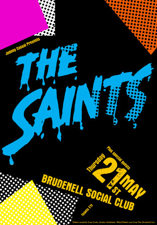 Saints Brudenell Leeds 21st May 2015