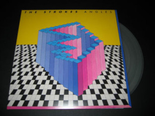 Strokes Angles clear vinyl