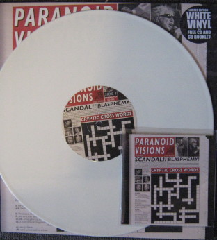 Paranoid Visions Cryptic Cross Words LP