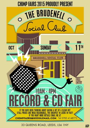 Record Fair, Brudenell Social Club