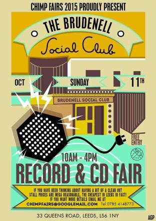 Record Fair, Brudenell Social Club
