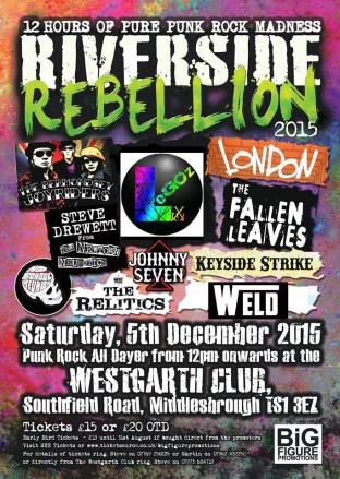 Riverside Rebellion 2015
