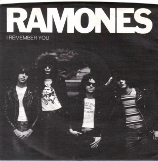 Ramones I Remember You