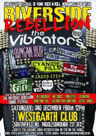 Riverside Rebellion 2016