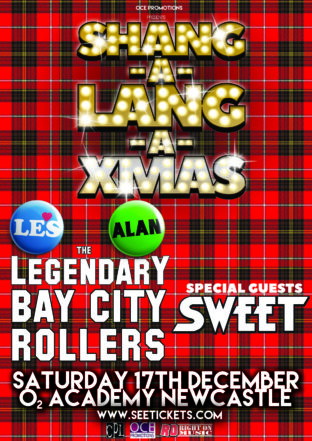 Baty City Rollers & Sweet Newcastle Academy 17th December