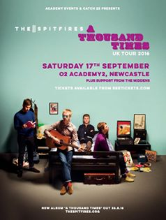 The Spitfires - Newcastle 17th Sept