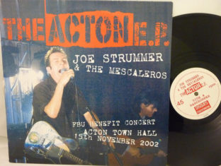 Joe Strummer - The Acton EP