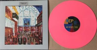 Paranoid Visions 'Rebellion' pink vinyl