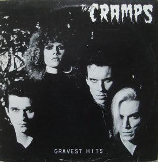 Cramps -Gravest Hits UK original