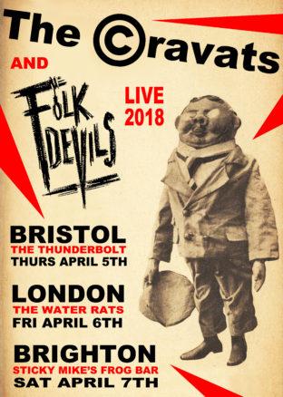 The Cravats & Folk Devils