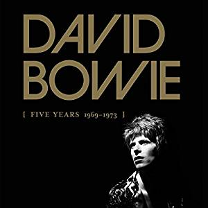 David Bowie five years vinyl box set