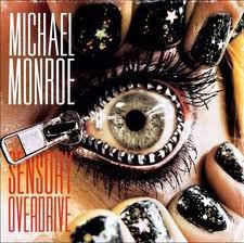 Michael Monroe - Sensory Overdrive LP