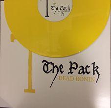 the-pack-dead-ronin-yellow-vinyl