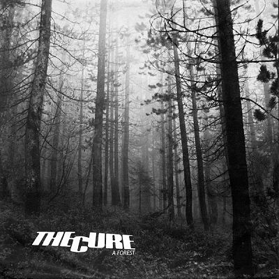 The Cure A Forest 12""