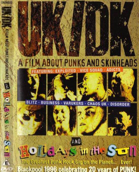 UK/DK DVD