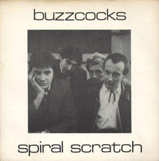 Buzzcocks Spiral Scratch original