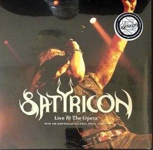 Satyricon Live At The Opera