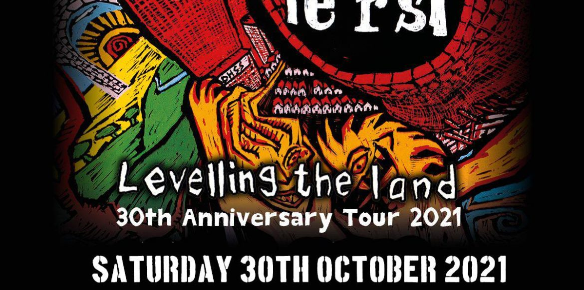 The Levellers Levelling The Land Tour