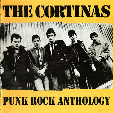 Cortinas 'Punk Rock Anthology' CD