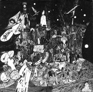 Rudimentary Peni 'Death Church'