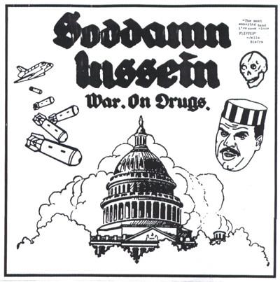War. On Drugs