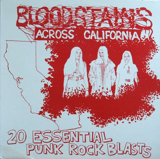 Bloodstains Across California