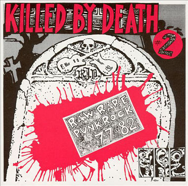 Killed By Death #2