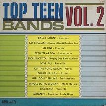Top Teen Bands Vol. 2