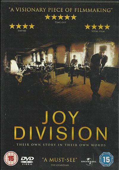 JOY DIVISION, Their Own Story In Their Own Words DVD