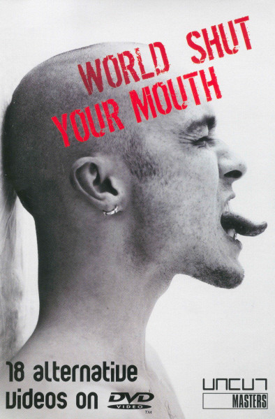 World Shut Your Mouth DVD