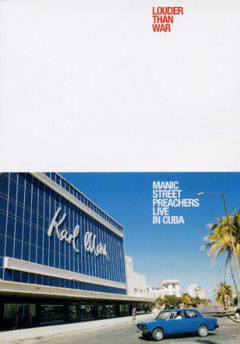 Louder Than War: Live In Cuba DVD