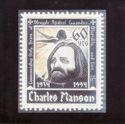 CHARLES MANSON, Commemoration